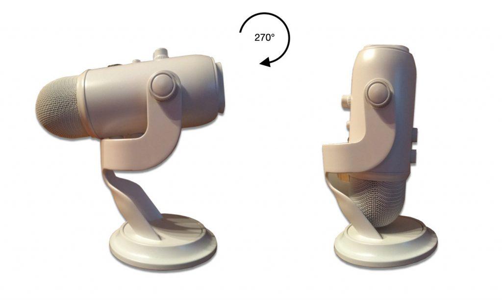 mic stand for Yeti