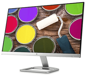 HP 24ea IPS monitor