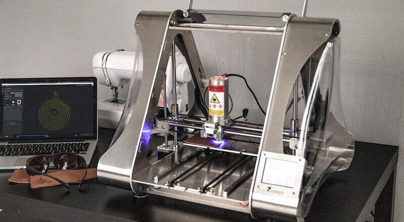 3D printer using HIPS filaments