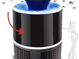 mosquito vacuum trap