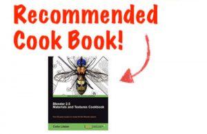 recommended book for learning Blender Software