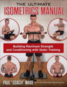 Isometric training with Paul Wade using the IsoChain