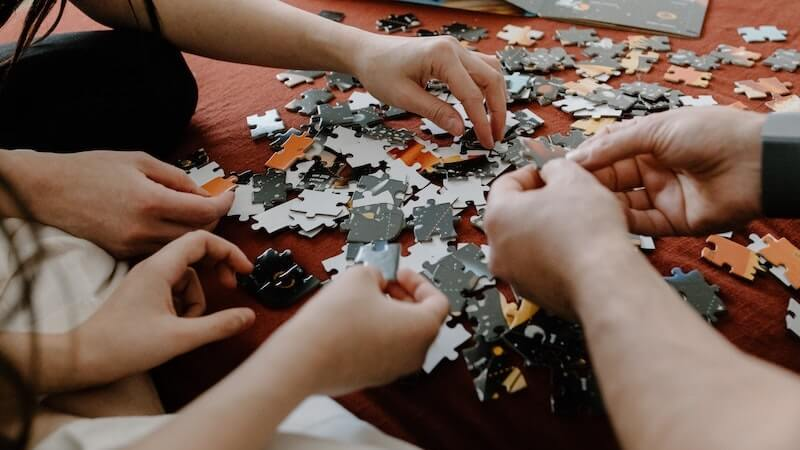 benefits of playing jigsaw puzzles