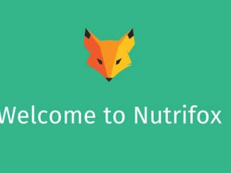 nutrition facts generator