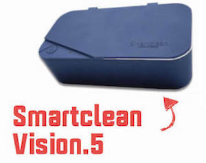 Smartclean eyewear machine
